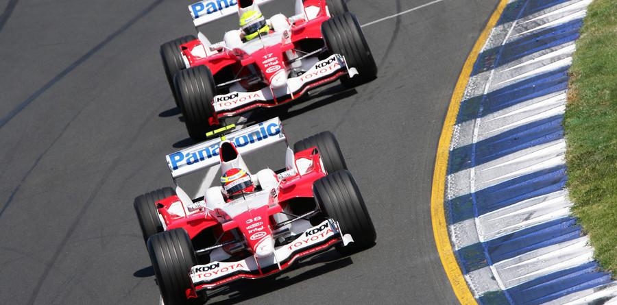 Zonta heads Jerez test times