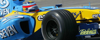 Formula 1 Alonso storms to pole position for Bahrain GP