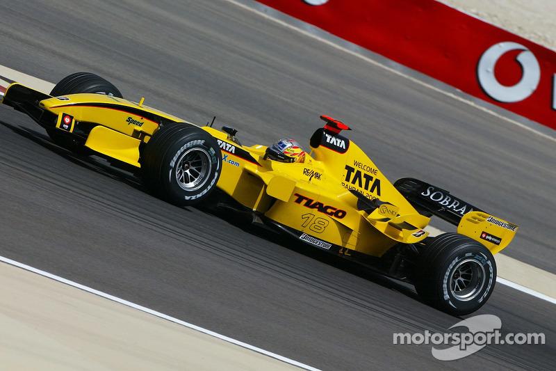 Top ten finish for Monteiro