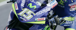 MotoGP Gibernau takes historic pole in China