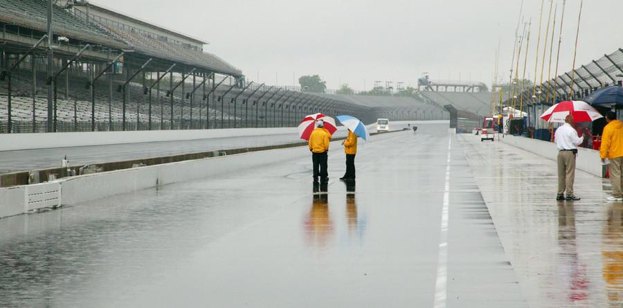 IRL: Rain moves Pole Day to Sunday
