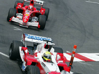 Schumacher criticised for Monaco moves