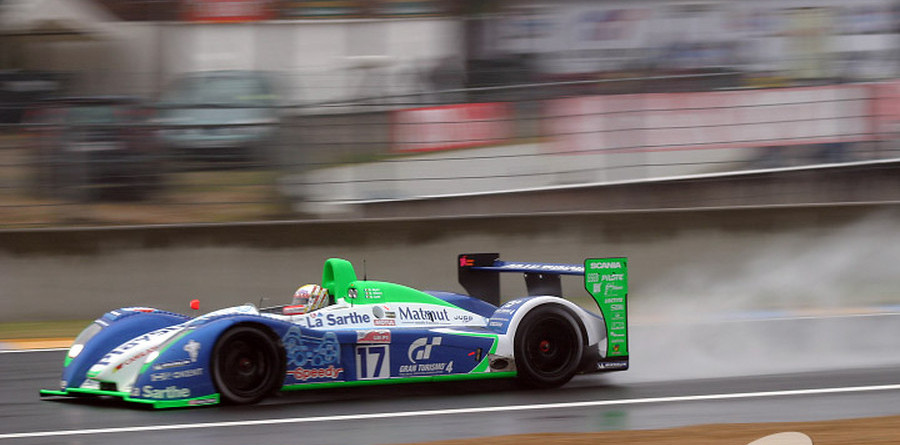 Ayari gives Pescarolo provisional pole for 24H