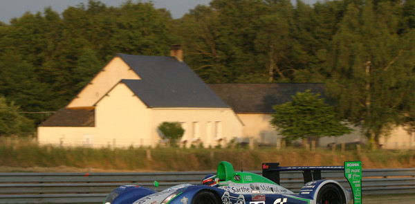 Front row for Pescarolo Sport at 24H
