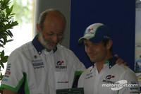 Spirit of Le Mans prizes for Moity, Pescarolo