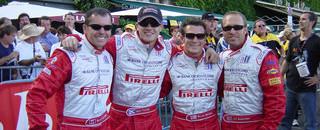 Le Mans Marino Franchitti diary: take four