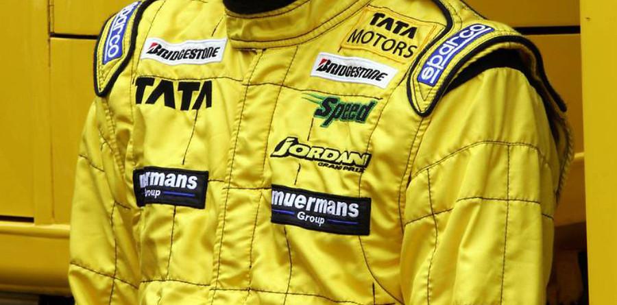 Doornbos confirmed at Minardi