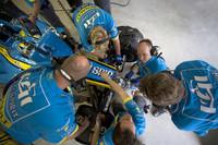 High-speed Monza a unique challenge