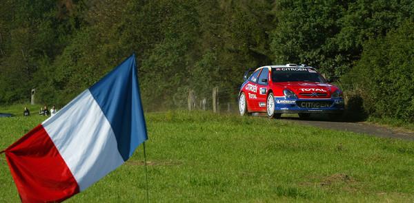 Loeb back on top with Rallye Deutschland victory