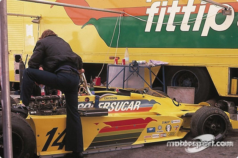 Wilson Fittipaldi acha impossível novo feito como Copersucar