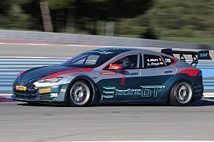La FIA homologue un championnat GT électrique