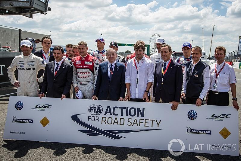 """Kristensen: """"Alonso demuestra el verdadero espíritu de la competición"""""""