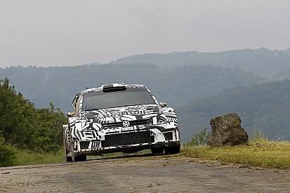 VW、未使用の2017年型ポロWRCの完全な姿でのデモラン実施を熱望