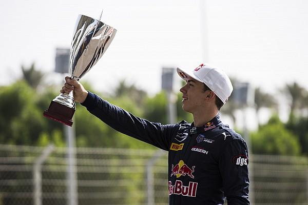Formule 1 Diaporama Pierre Gasly, 22 ans et une carrière en photos