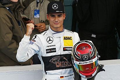 F1シートを失ったウェーレイン、2018年はDTMに参戦することを発表