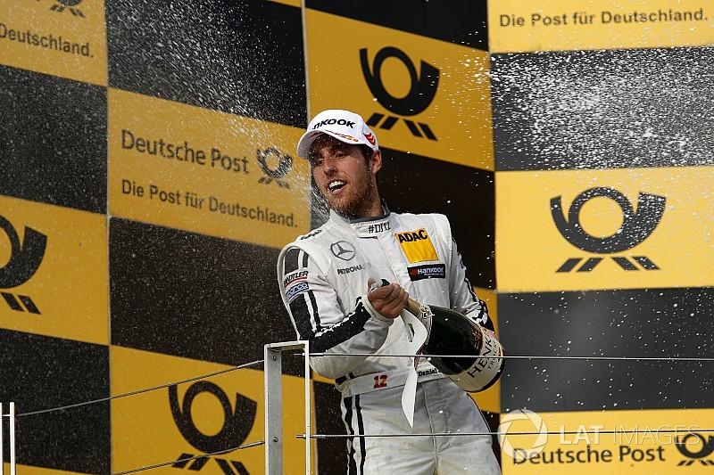 Mercedes-Kader komplett: Juncadella gibt DTM-Comeback