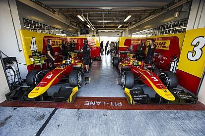 Racing Engineering F2 serisinden ayrıldı
