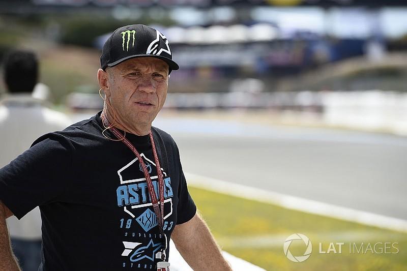 Randy Mamola entra en el selecto grupo de las Leyendas de MotoGP