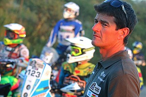 Dakar Breaking news Coma steps down from Dakar Rally role