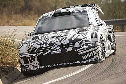 Auch ohne Renneinsatz: VW plant Designpräsentation des Polo R WRC