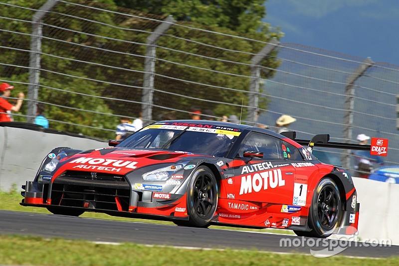 Quintarelli correrà nel Super GT anche nel 2018 con il team NISMO