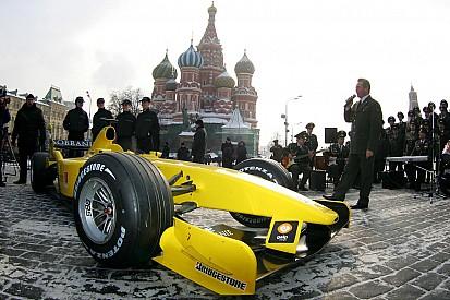 10 самых необычных презентаций машин в истории Ф1