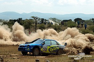 WRC Breaking news Safari WRC return hopes boosted by government backing