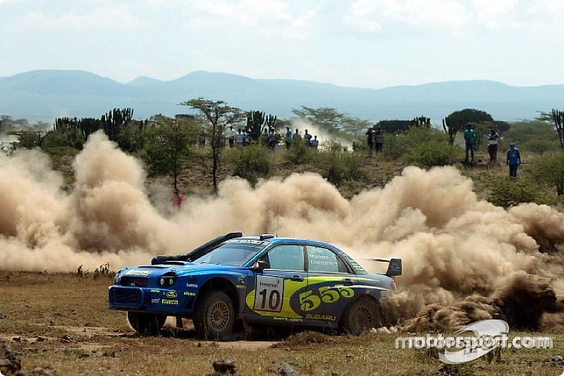Governo do Quênia apoia retorno do clássico Safari Rally