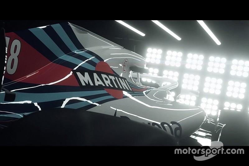 VIDEO: así es el nuevo Williams F1 2018