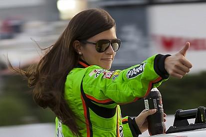 Danica Patrick's NASCAR career in pictures