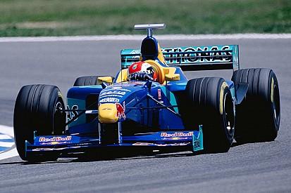 Retro: Alle F1-wagens van Sauber sinds 1993