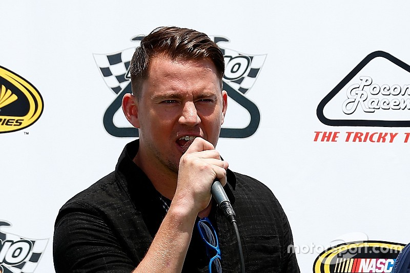 Channing Tatum será el grand marshal de la carrera en Barber