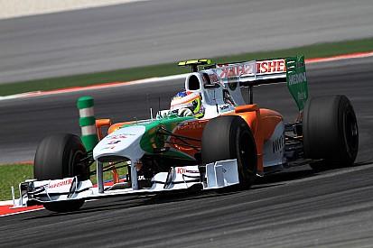 Все машины Force India в Формуле 1