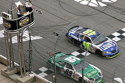 Five most memorable NASCAR Cup Series finishes at Atlanta