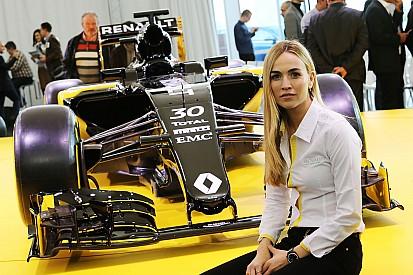 Jordá: Menos física, F-E é mais fácil que F1 para mulheres