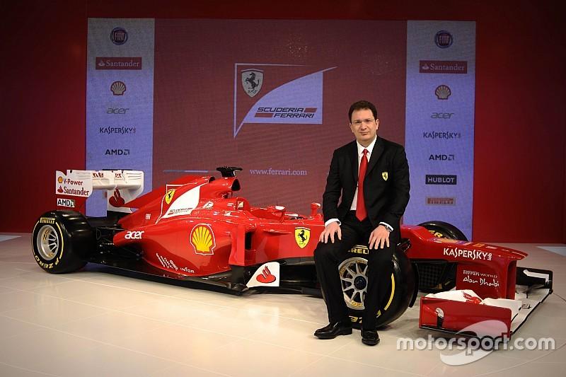 Tombazis, ex integrante de Ferrari, se une a la FIA