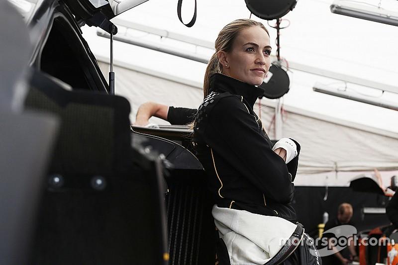"""Ellen Lohr über Carmen Jorda: """"Sie ist keine richtige Rennfahrerin"""""""