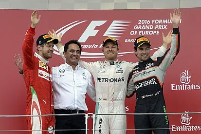 "Pérez: ""Espero regresar al podio este año"""