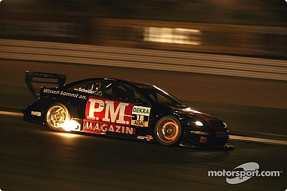 DTM confirms first-ever night races at Misano