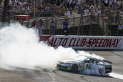 Could Auto Club Speedway end Kyle Busch's frustration?