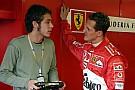 Rossi, Schumacher gibi bir geri dönüş yapmak istemiyor