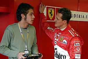 MotoGP Nieuws Rossi wilde comeback zoals Schumacher voorkomen