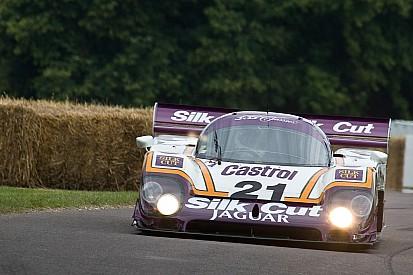Баттон поедет в историческом «Ле-Мане» на классическом Jaguar XJR-9