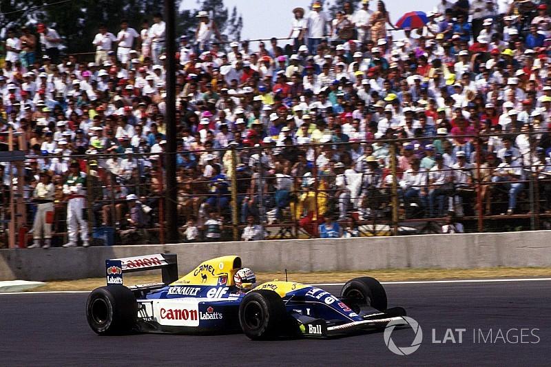 Все победители Гран При Мексики с 1986 года