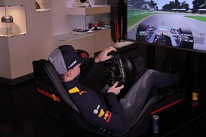 Red Bull предложила побить время Ферстаппена в игре F1 2017