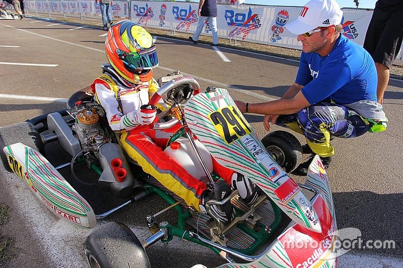 Barrichello'nun oğlu F4'te yarışacak