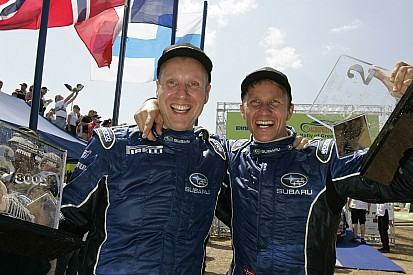 Ex-Solberg co-driver Mills called up by M-Sport