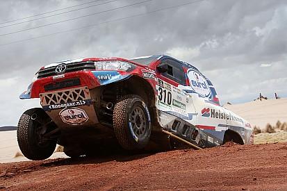 Van Loon keert in 2019 terug in Dakar Rally