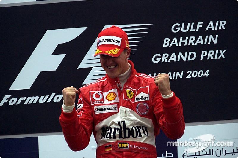 Ganhar no Bahrein? Bom presságio para ser campeão