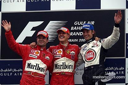 Todos los ganadores y podios del GP de Bahrein de F1